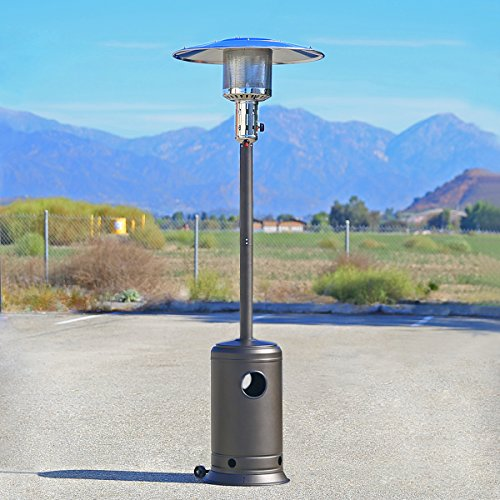 What are users saying about Xtremepower Floor Standing Propane Outdoor Patio Heater?