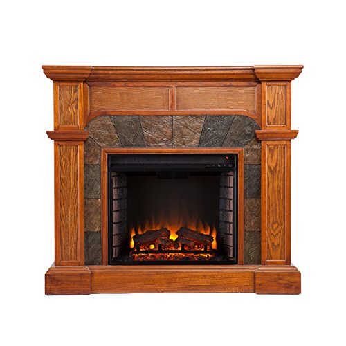 Compare Real Flame 5950E VS. SEI Cartwright Convertible Electric Fireplace