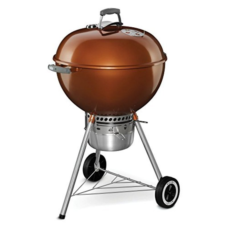 Best Charcoal Smoker 2018: Weber 731001 Smokey Mountain Cooker