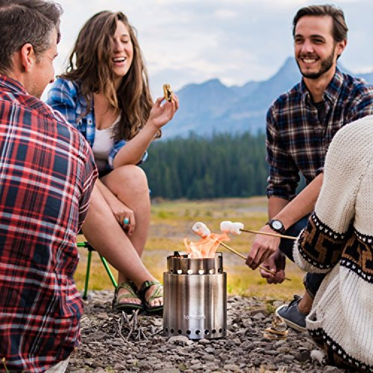 What are users saying about Solo Stove Campfire?