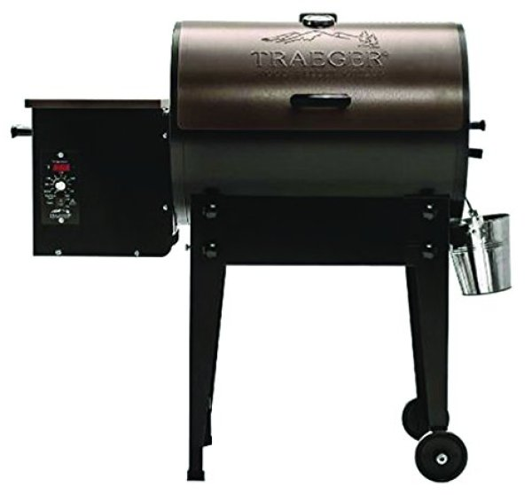 Traeger smoker reviews 2018 - Traeger Grills Tailgater 20 Portable Wood Pellet Grill and Smoker