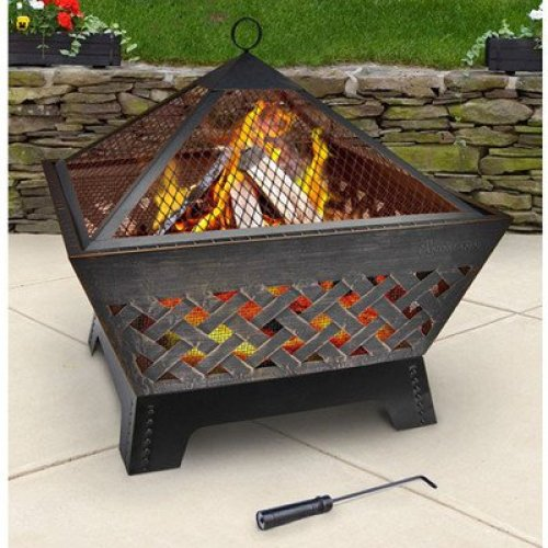Compare with Landmann 25282 BarroneVs. Sunnydaze Large Outdoor Fire Pit