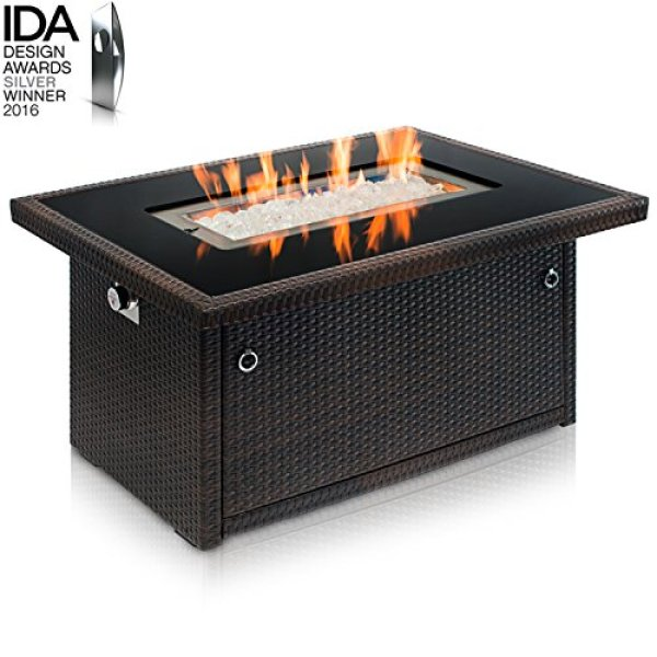 Outland Living Series 401- Slate Grey Fire Table Review
