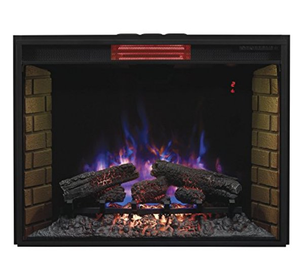 Compare With ClassicFlame 33II310GRA vs Valuxhome Houselux Electric Fireplace Insert