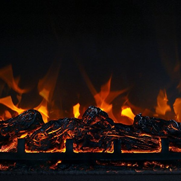 What's the disadvantage of the KUPPET YA-300 Embedded Electric Fireplace Insert?