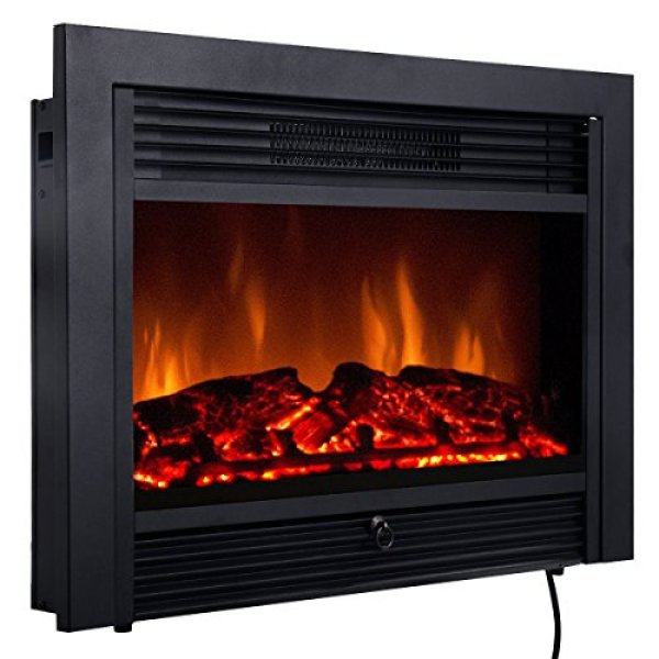 Giantex HW51075 Electric Fireplace Insert Review
