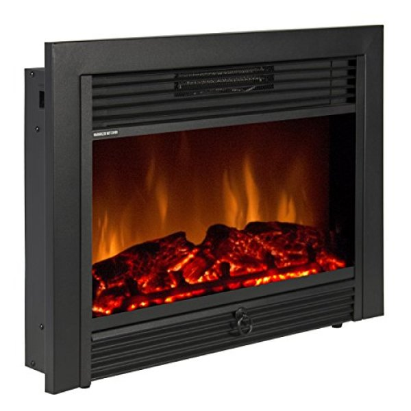 Compare Best Choice Products SKY1826 vs KUPPET YA-300 Electric Fireplace Insert
