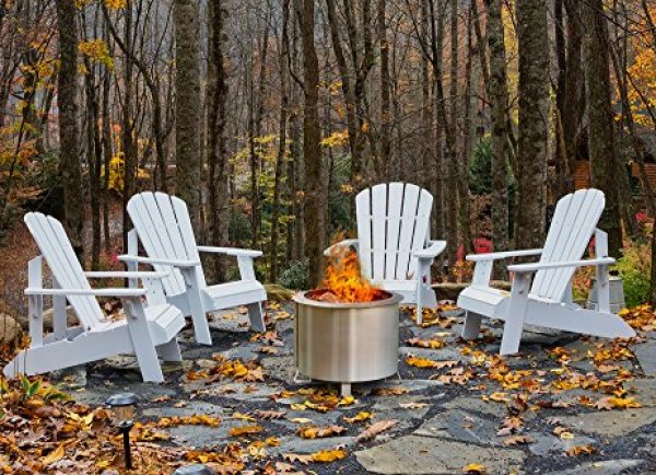 What users saying about Double Flame Patio Fire Pit?