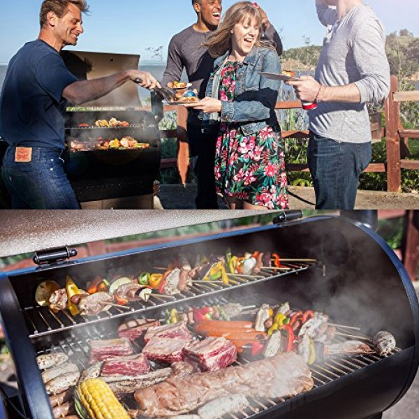 What users are saying about Z Grills ZPG-700D Wood Pellet Grill and Smoker?