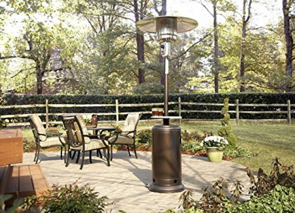 What Users are Saying About AZ Patio Heaters: The HLDS01-WCGT Tall Patio Heater w/ Table