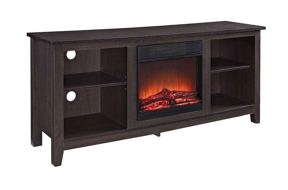 Walker Edisson W58FP18ES Fireplace Tv Stand