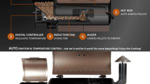 Z Grills ZPG-700D Wood Pellet Grill and Smoker Review