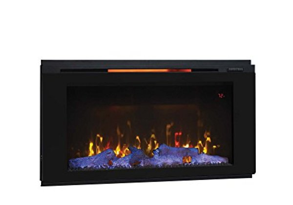 What's the Disadvantage of ClassicFlame 36HF320FGT Helen Wall Mounted Electric Fireplace