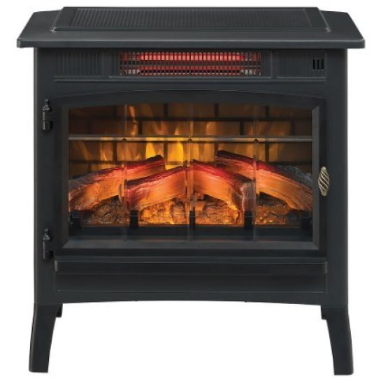 Duraflame DFI-5010-01 Infrared Quartz Electric Fireplace Stove