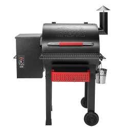 traeger grills tfb38tca renegade elite wood pellet grill review [ 1000 x 1000 Pixel ]