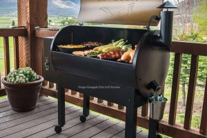 Traeger Renegade Elite Grill Reviews 2018