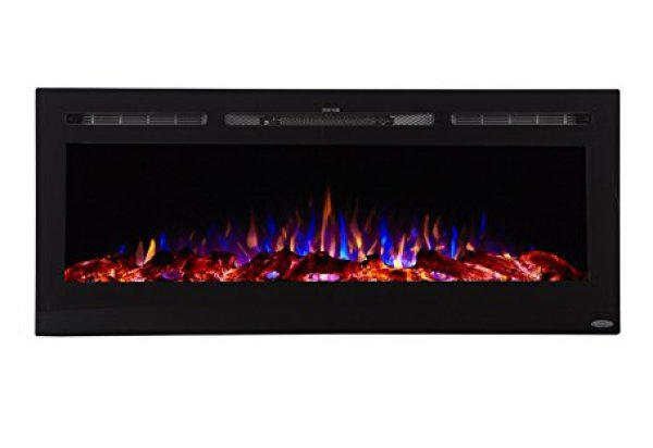 Compare Touchstone Sideline Recessed Mounted Fireplace vs. Touchstone 80017 Sideline Outdoor Fireplace