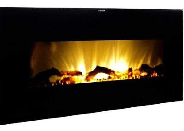 CompareWarm House VWWF-10306 vs. Moda Flame Houston Wall Mount Electric Fireplace
