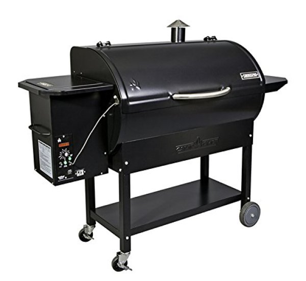Compare Camp Chef SmokePro LUX vs. Camp Chef PG24DLX Deluxe Pellet Grill