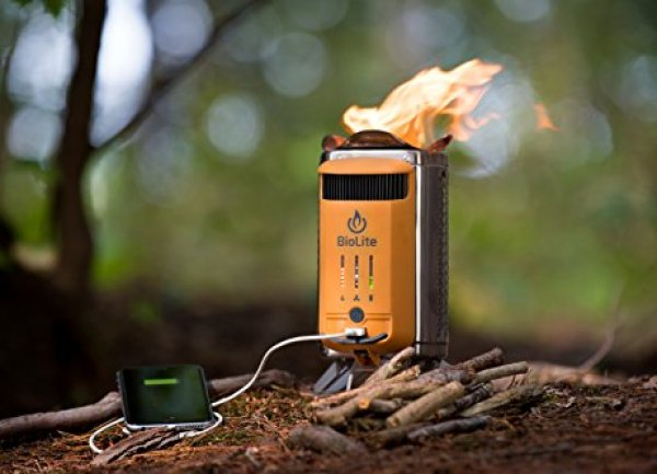 What's the Disadvantage of BioLite CampStove 2?