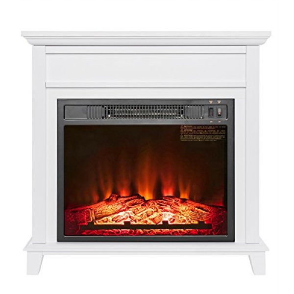 Compare Regal Flame Broadway Electric Wall Mounted Fireplace with AKDY Freestanding Electric Fireplace