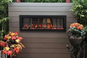 Touchstone 80017 Sideline Outdoor Fireplace Review