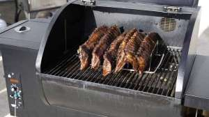 What's the Disadvantage of Camp Chef PG24DLX Deluxe Pellet Grill