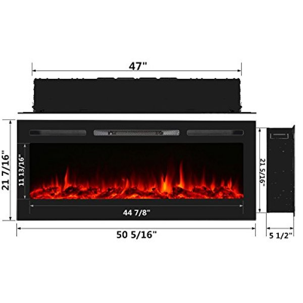 What Users Saying About U-MAX Electric Fireplace