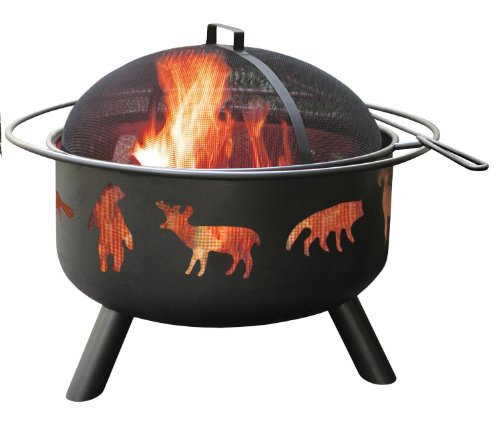 Compare the Landmann 23875 Fire Pit with the Landmann Big Sky Fire Pit