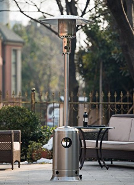 What Users are Saying About the Legacy Heating Patio Heater