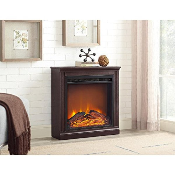 What Users are Saying About the Ameriwood Home Bruxton Electric Fireplace