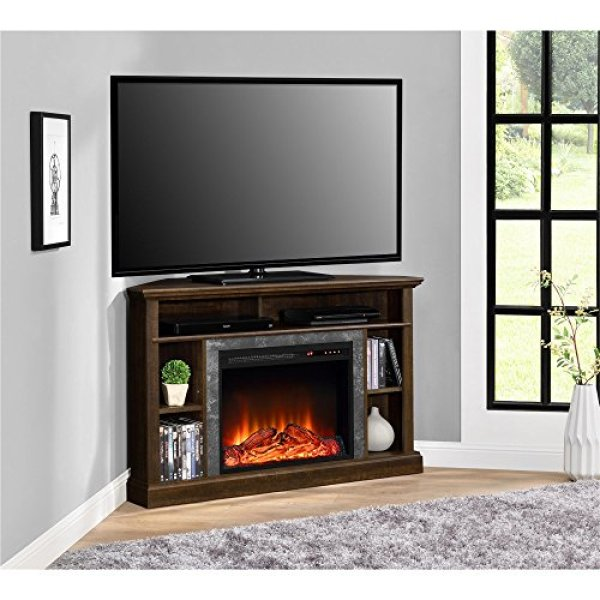 What Users are Saying About Ameriwood Home Overland Corner Electric Fireplace TV Stand
