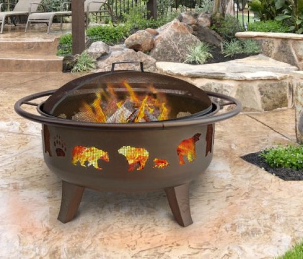 Landmann 23875 Fire Pit Review