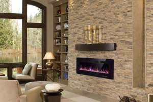 Xbeauty Recessed Wall Mounted Electric Fireplace Reviews