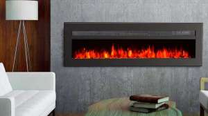 GMHome Wall Recessed Electric Fireplace Review