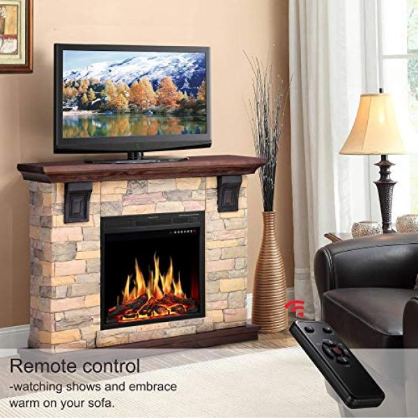 What Users Are Saying About JAMFLY Freestanding Electric Fireplace