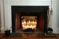 Summer Decorating Ideas for Your Fireplace - FireplaceMall