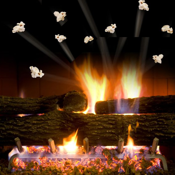 How To Pop Popcorn In A Fireplace The Blog At Fireplacemall
