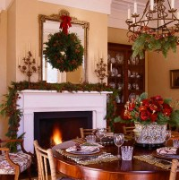 Hide Fireplace TV for Christmas - The Blog at FireplaceMall