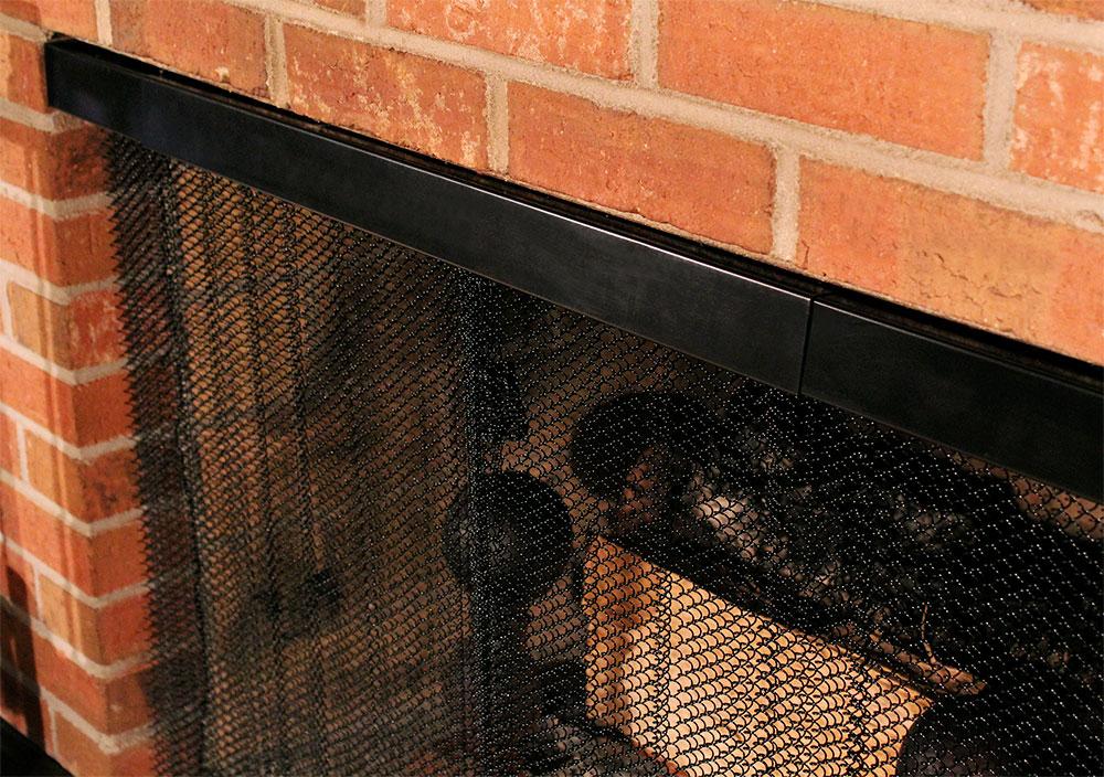 fireplace mesh curtain manufacturer
