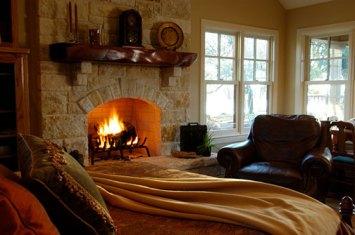 Masonry Fireplace