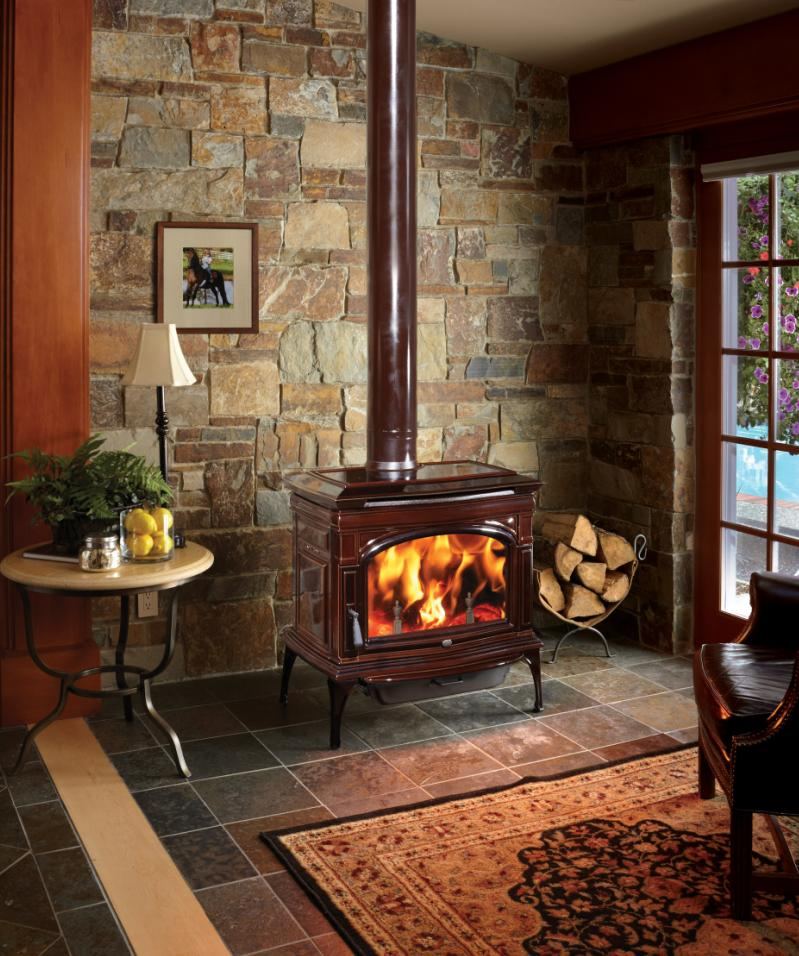 how to decorate a living room with wood burning stove ideas brown couch rustic fireplace - pictures of fireplaces
