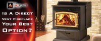 Is A Direct Vent Fireplace The Best Option
