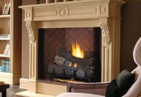 Superior Gas Vent-Free Fireplace VRT4500   The Fireplace ...