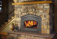 Gas vs Wood FIreplace Heat Output | The Fireplace Place of ...
