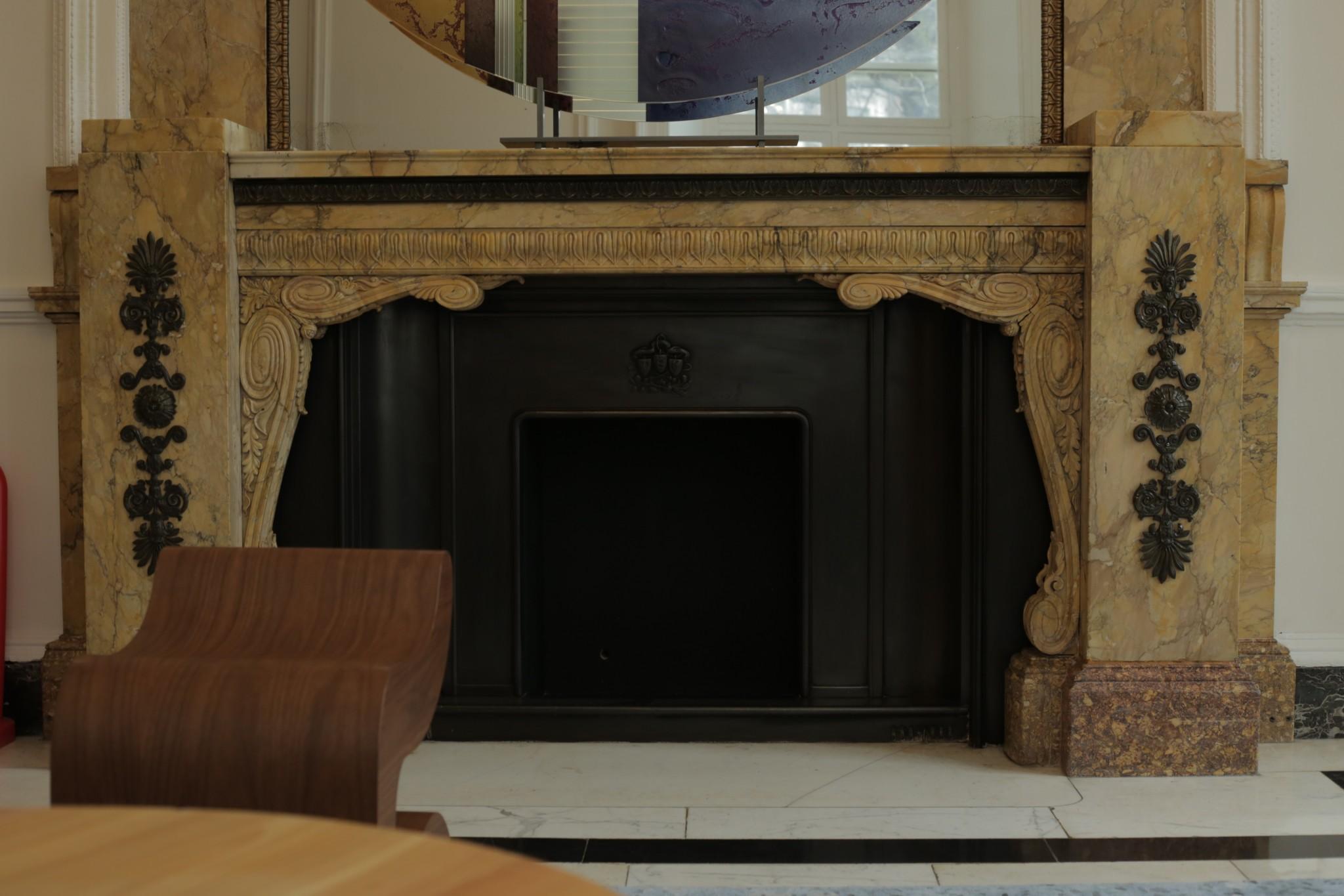 Canada House Fireplace Restoration  Fireplace Restoration