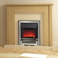 "High Quality   Be Modern Esslington 46"" Electric Fireplace ..."