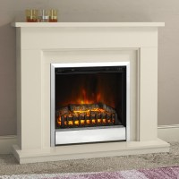 "Be-Modern Trowbridge 44"" Electric Fireplace Suite (Mantel ..."