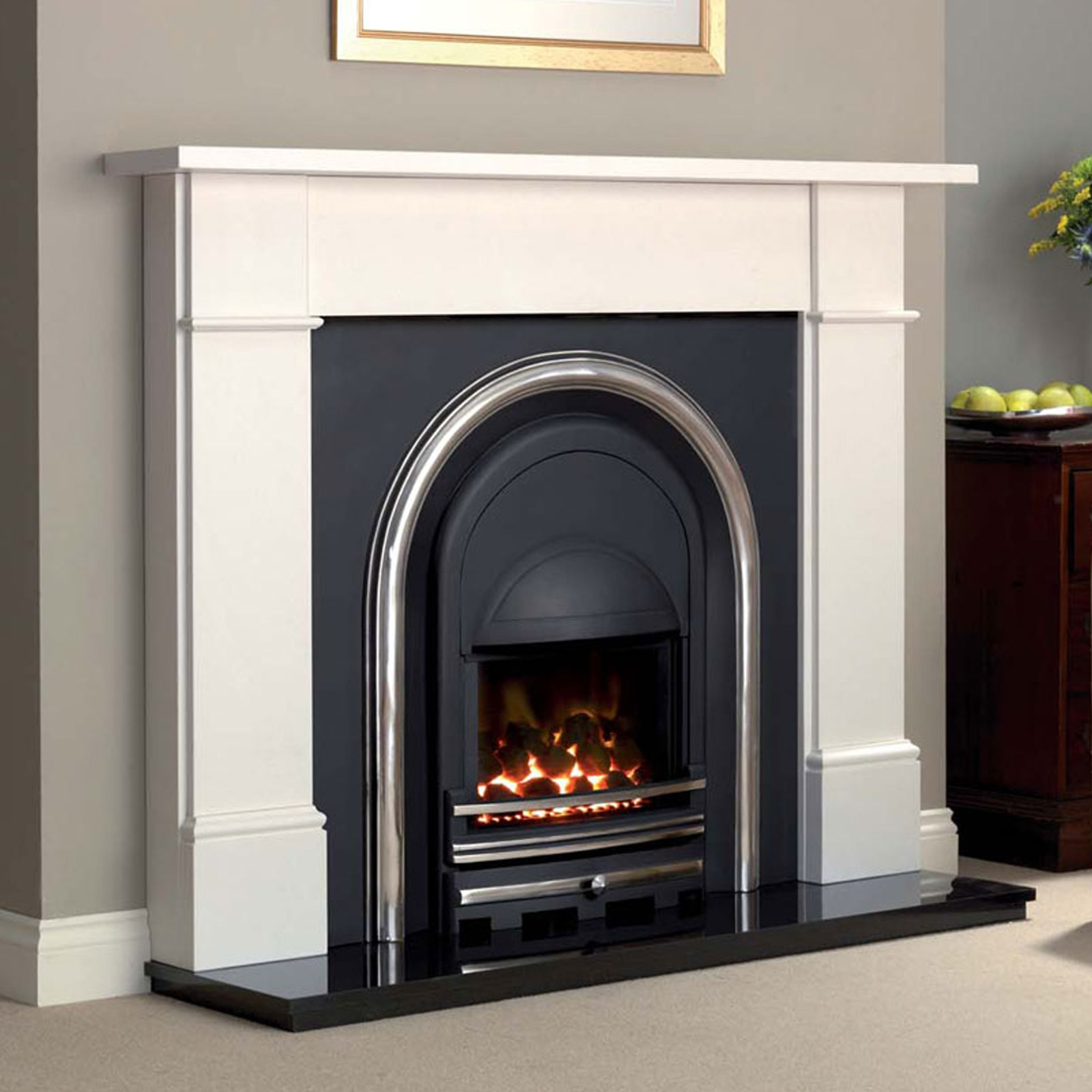 Superb Prices Deals  Cast Tec Majestic Integra Fireplace