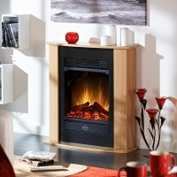 Brand New | Dimplex Figaro Optiflame Electric Fireplace ...